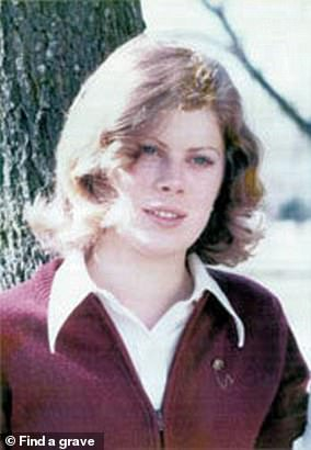 Martha Sue Young, 19, Miller's first victim who broke off her engagement with him two days before she disappeared