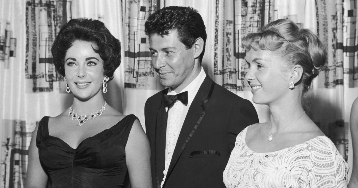 Debbie Reynolds' vicious feud with Liz Taylor after superstar stole her husband