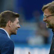 Steven Gerrard offers realistic viewpoint on replacing Jurgen Klopp at Liverpool