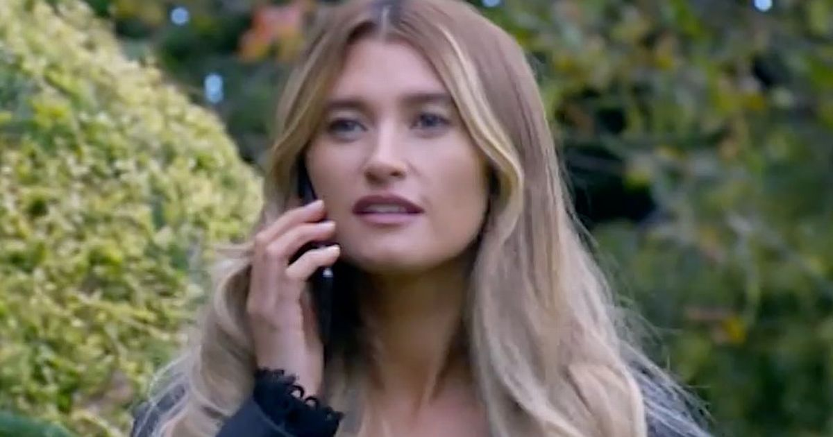 Charley Webb bans her kids from watching Emmerdale as she makes return to soap
