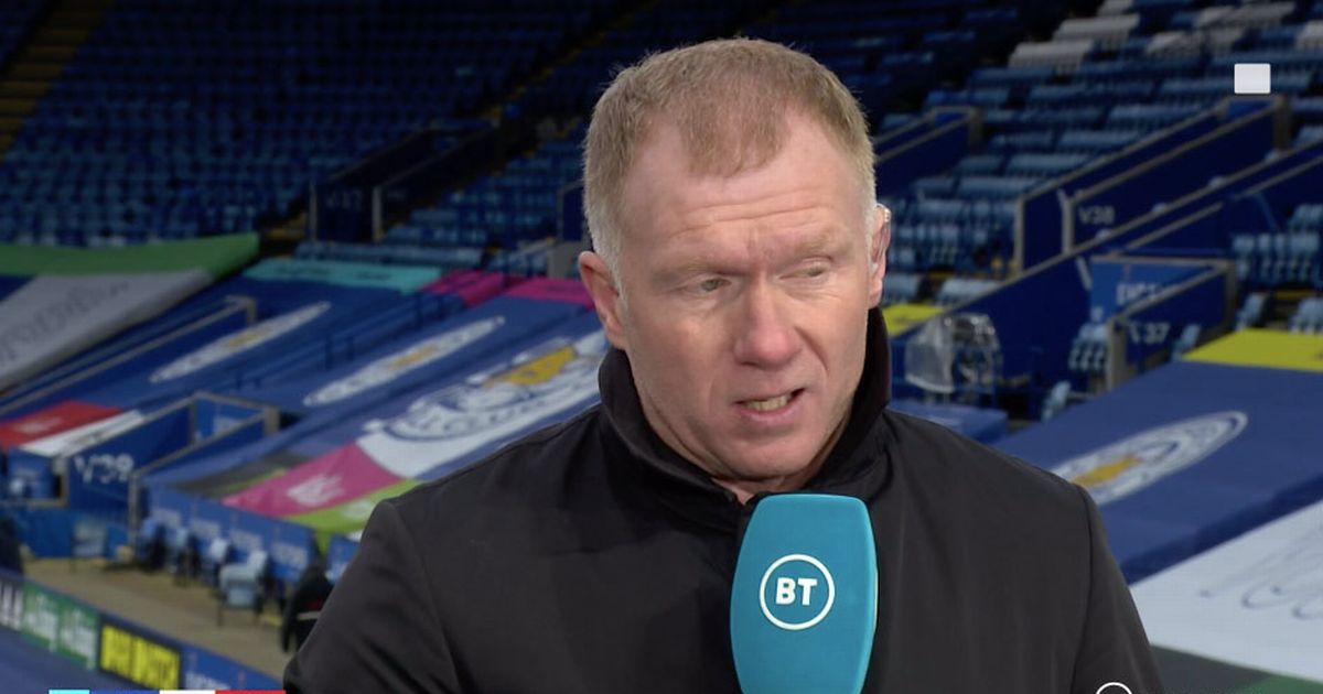 "Paul Scholes names best Man Utd attack he doesn't think ""anyone can handle"""