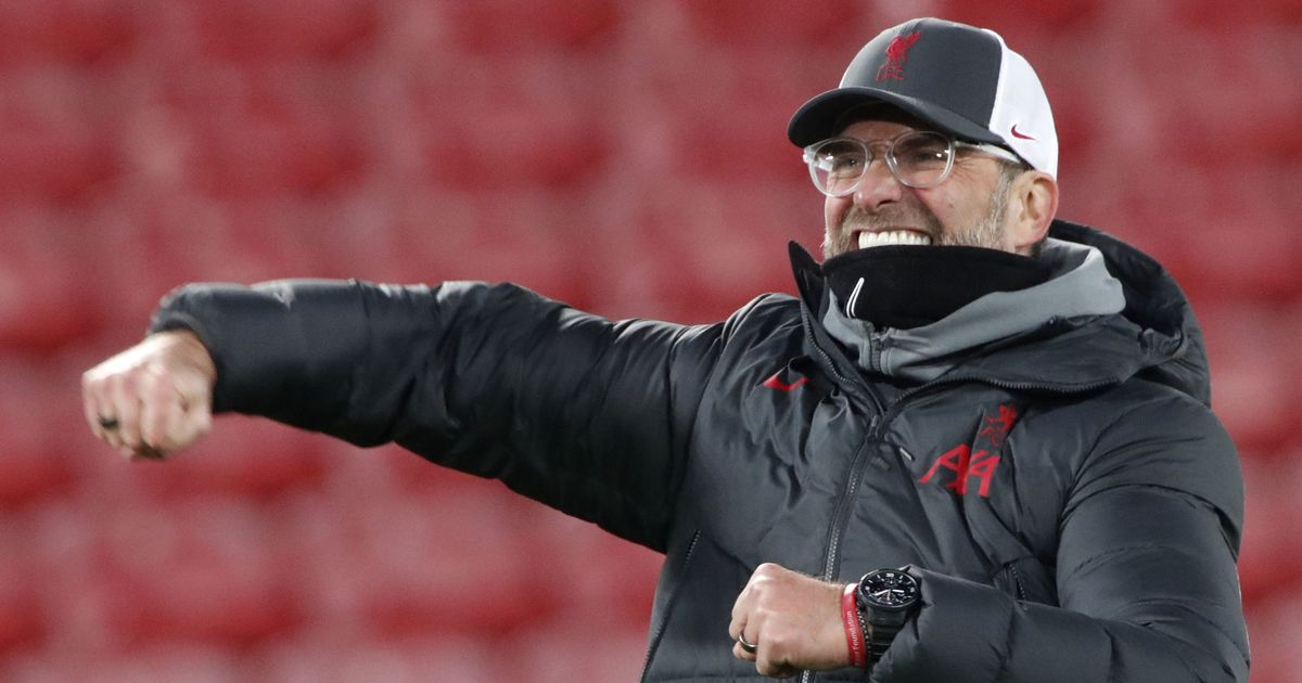 Liverpool get two new fitness boosts ahead of West Brom clash at Anfield