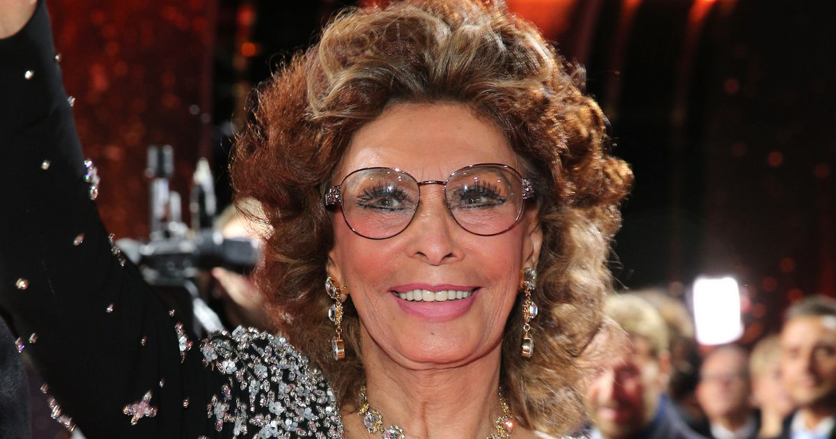 Sophia Loren, 86, 'feels like 16' and has no plans to retire after Netflix role
