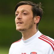 Mesut Ozil sends message to Arsenal teammates after victory over Chelsea