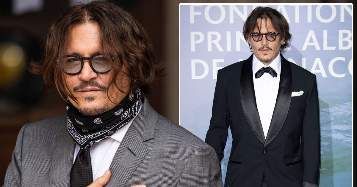 Johnny Depp opens up on 'hard year' and his hopes for 'better times ahead;
