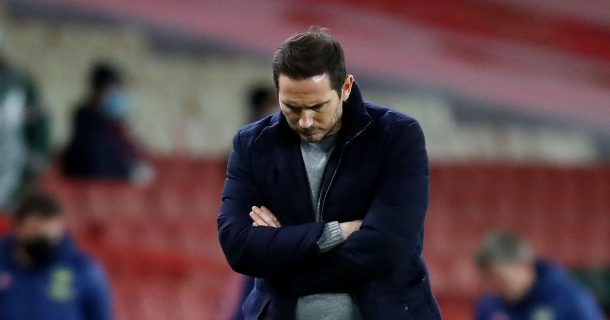 Awkward stat highlights Chelsea's woes since Lampard's mammoth summer spend
