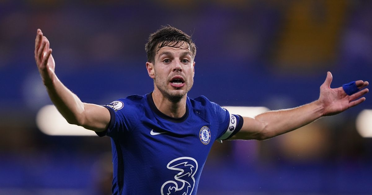 Azpilicueta's angry outburst at Arsenal players overheard at the Emirates