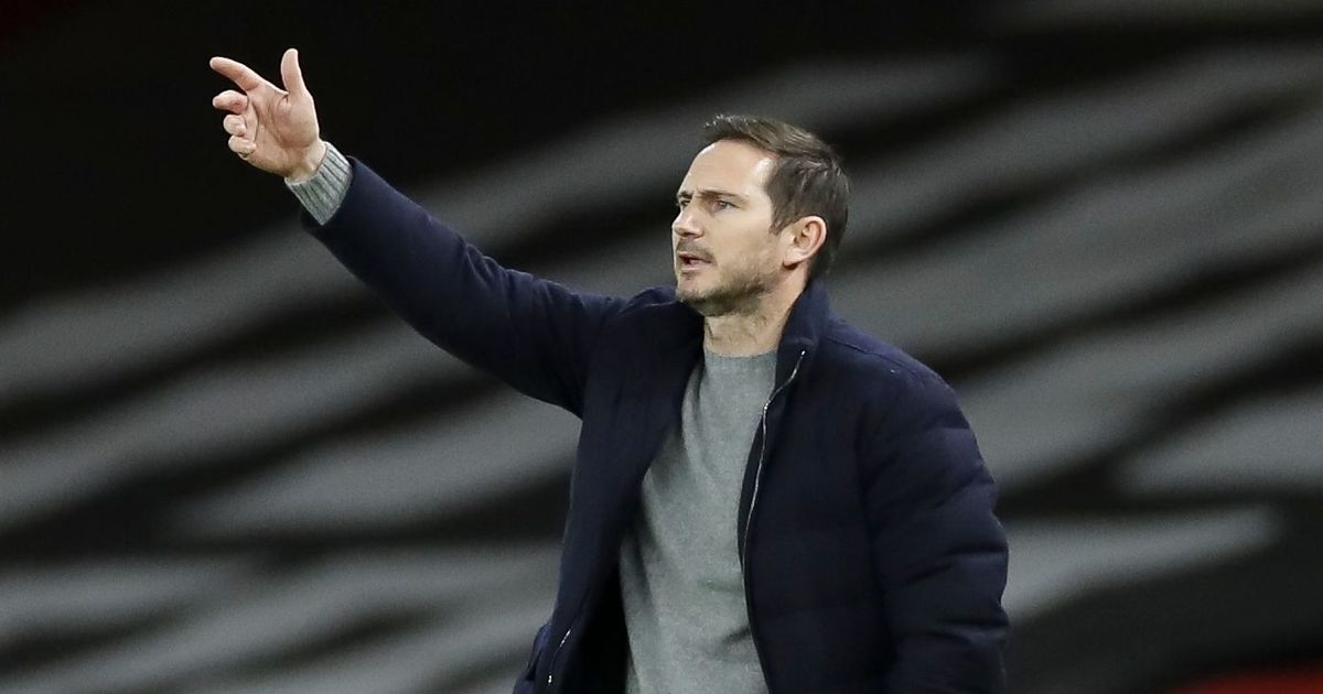 Angry Lampard demands Chelsea stars take responsibility for Arsenal defeat