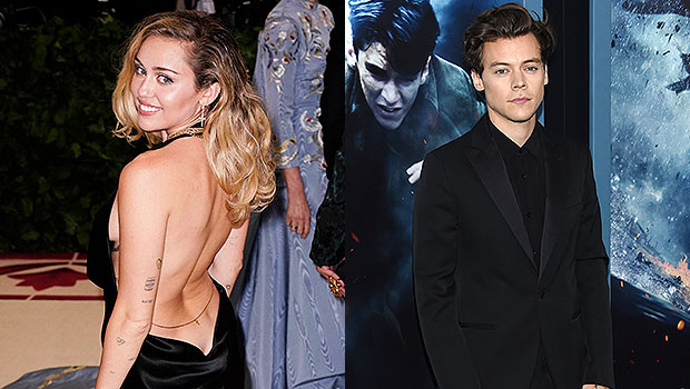 Miley Cyrus Confesses She's Crushing On Harry Styles During 'Would You Rather' Game: 'He's Looking Really Good'
