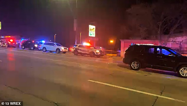 At least two teenagers were shot. It's not known if the people shot and killed were employees or guests at the bowling alley