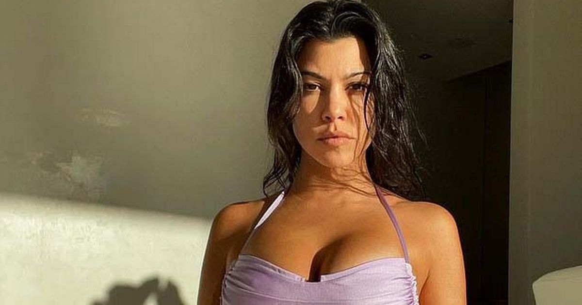 Kourtney Kardashian discusses 'autosexuality' and being turned on by herself