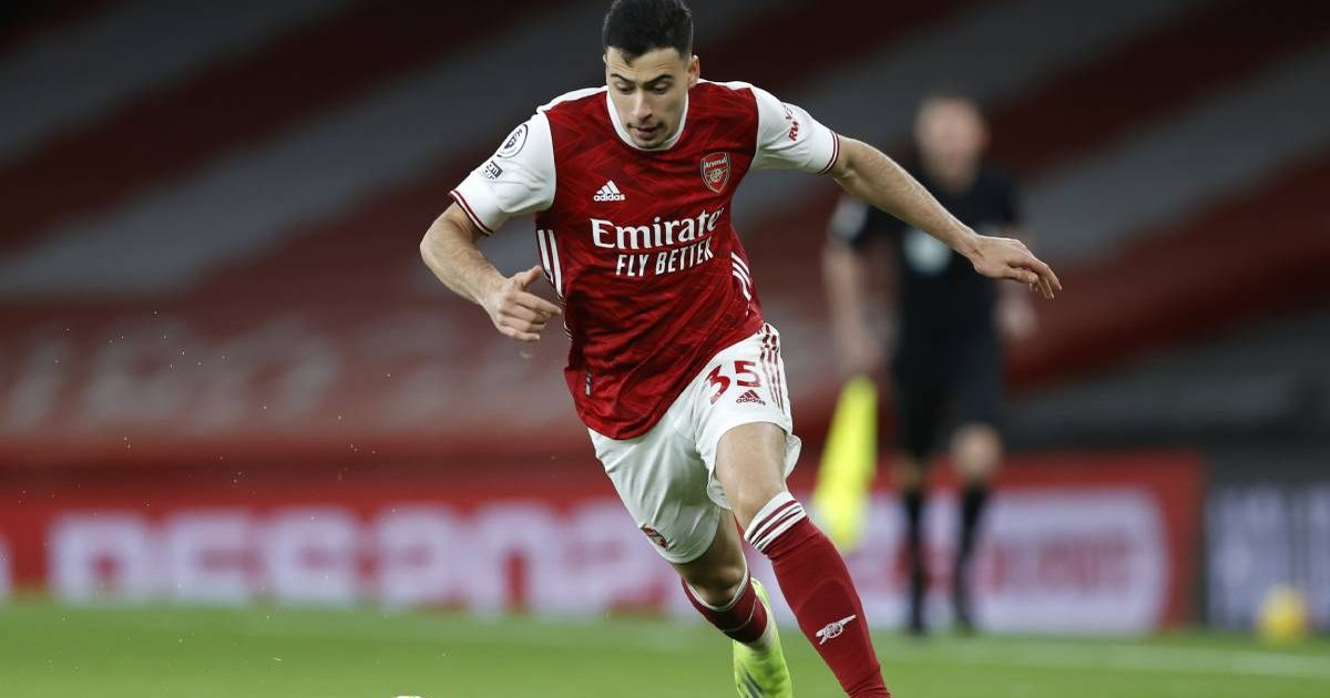 Gabriel Martinelli gives Mikel Arteta easy decision to make over Aubameyang