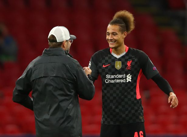 Klopp has brought the best out of youngsters like Rhys Williams