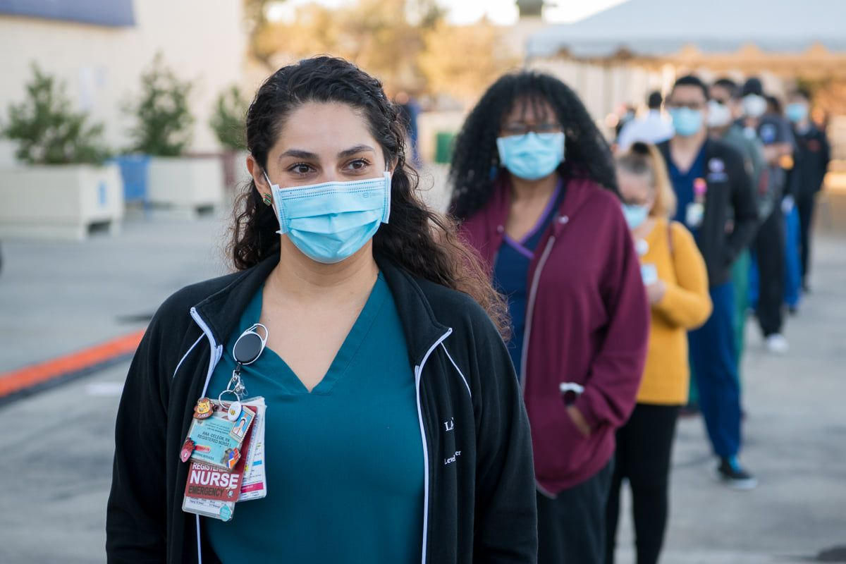 A wave of infection and death in Los Angeles from the coronavirus | The opinion