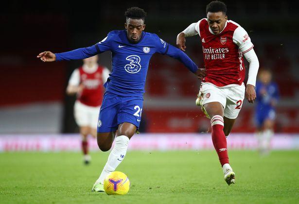 Callum Hudson-Odoi did well off the bench to ensure himself a starting berth vs Villa