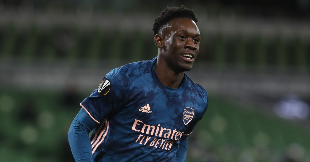 Liverpool plotting swoop for Arsenal youngster Folarin Balogun on free transfer