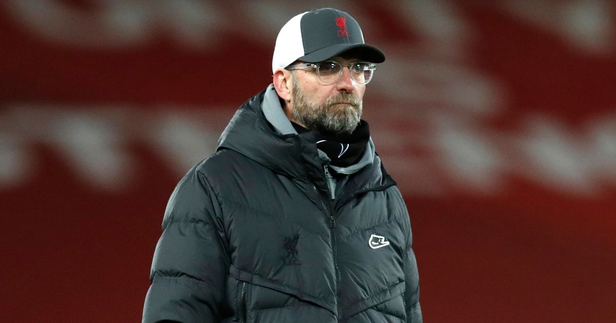 Klopp says Liverpool only have themselves to blame for West Brom draw
