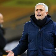 Jose Mourinho openly questions Tottenham players' ambition after draw at Wolves