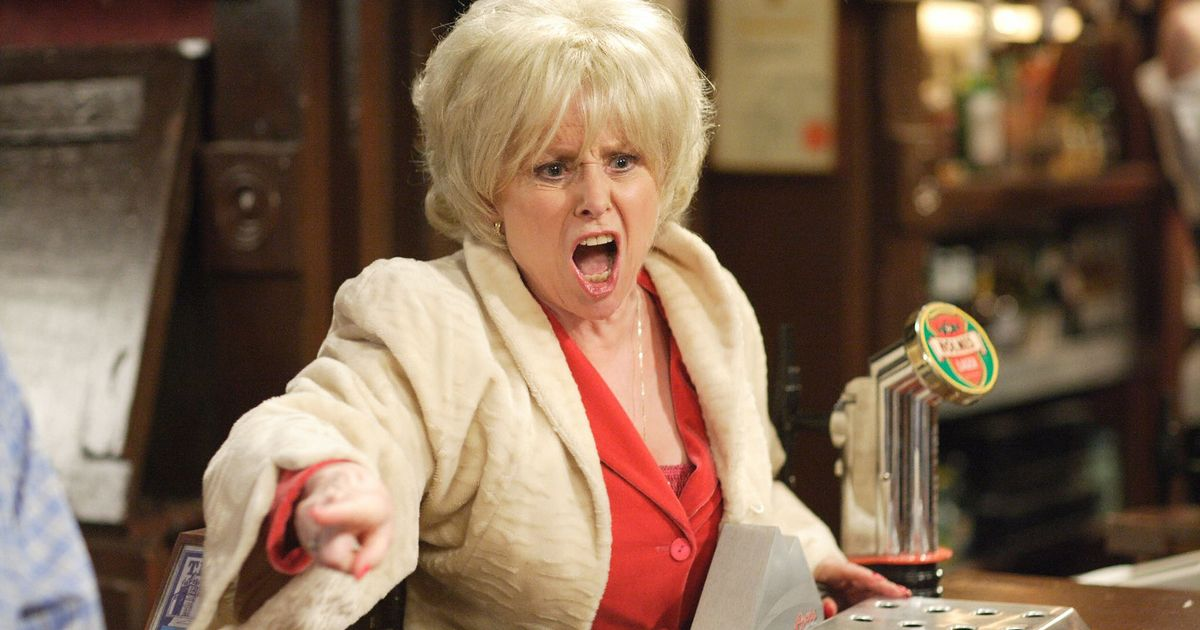 Barbara Windsor hailed for 'bossing EastEnders co-stars behind-the-scenes'