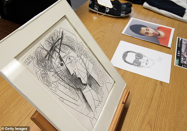 This is the second time that Weinstein has been targeted by thieves. In 2011, Mark Lugo of Hoboken, New Jersey walked out of Weinstein¿s gallery in San Francisco having taken a 1965 Pablo Picasso pencil drawing, ¿Tete de Femme.¿