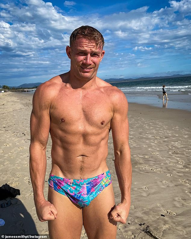 James Smith currently lives in Bondi and loves nothing more than going for a swim at the beach