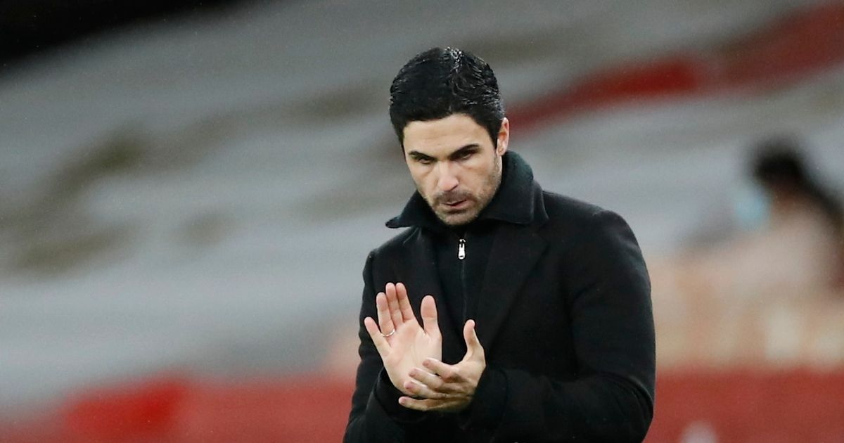 """Arteta opens up on impact of Arsenal's """"draining, frustrating and painful"""" form"""