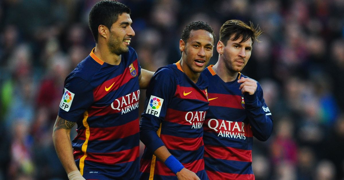 Lionel Messi details his WhatsApp conversations with Luis Suarez and Neymar