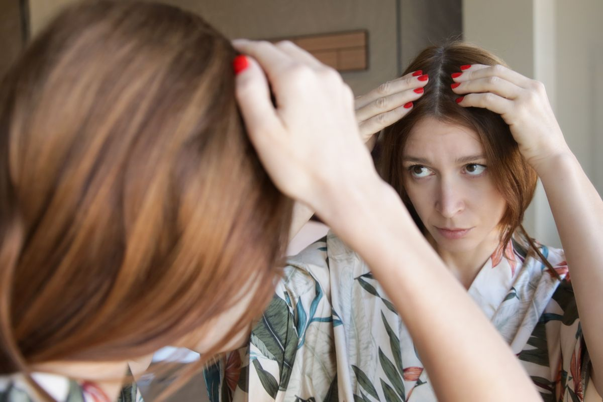 Why do pimples appear on the scalp? | The State