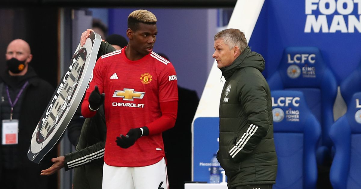 Solskjaer explains how alternate Pogba role 'changes Man Utd's dynamic'