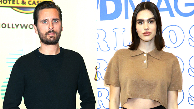 The Real Reason Scott Disick & Amelia Hamlin Were Recently Spotted Touring LA Mansions Together