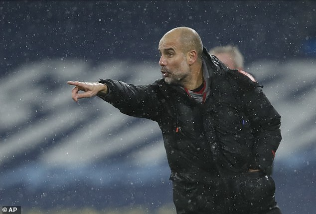 Pep Guardiola's side will await the rescheduled fixture date and the Chelsea game is at risk