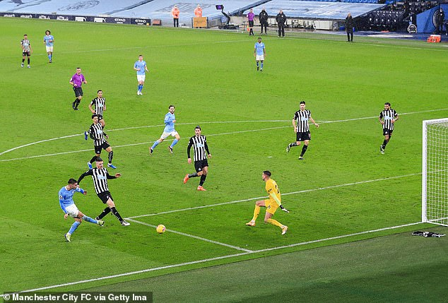 City beat Newcastle on Boxing Day without Jesus and Walker, who were isolating