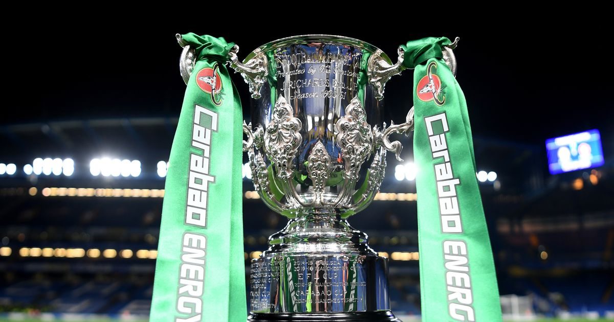Carabao Cup rules for Man Utd vs Man City tie after Everton clash postponed