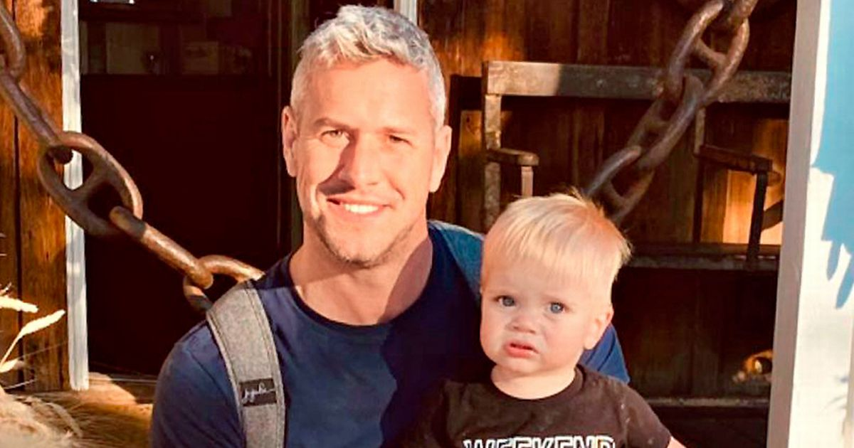 Ant Anstead was 'in a dark place' after 'devastating split' led to weight loss