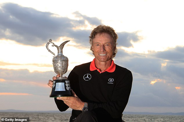 The German golferhas been the dominant player on the PGA Tour Champions, winning 30 career titles to rank second on the all-time list