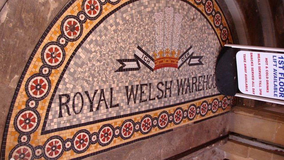 The Royal Welsh Warehouse
