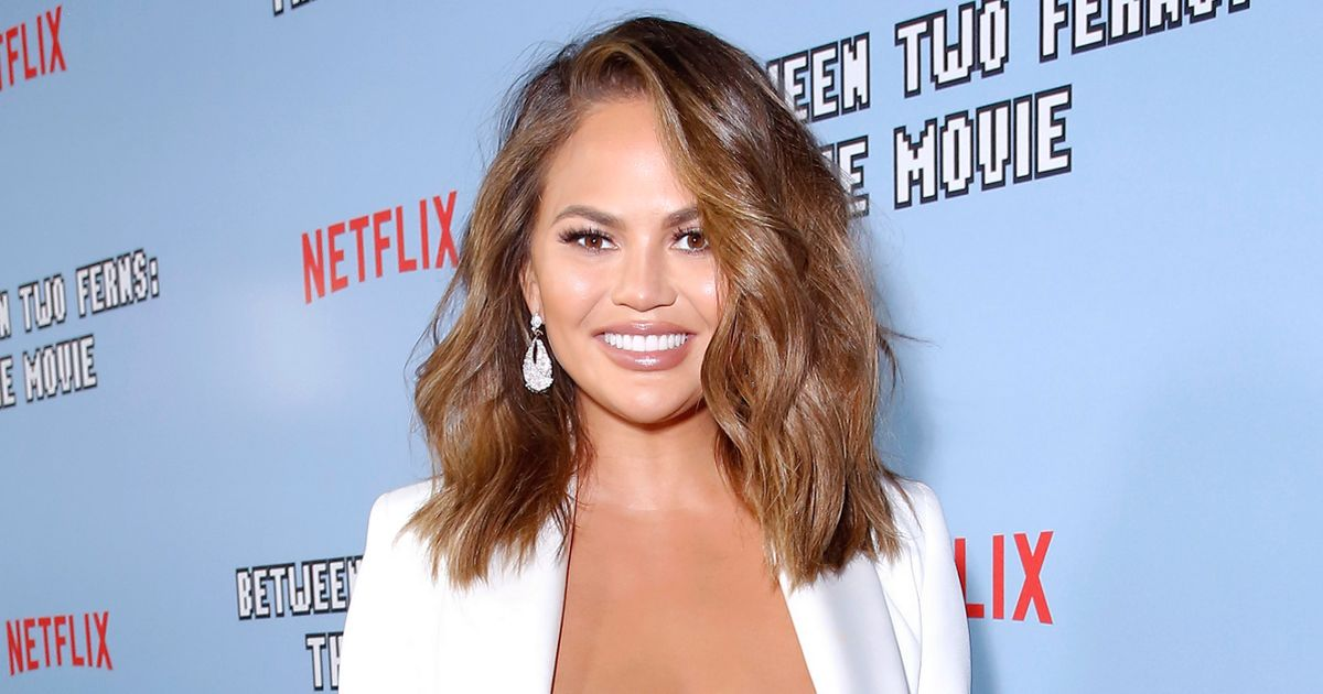 Chrissy Teigen shares her botched nose piercing experience and frustration
