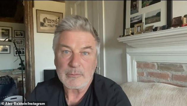 Alec Baldwin took to Instagram on Sunday - not to address the allegations, but rather to blast outlets like TMZ and the New York Post for printing claims he called 'spectacularly false'