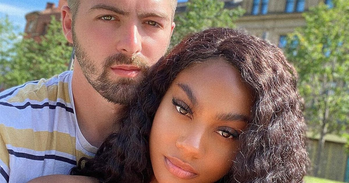 Gogglebox's Tom Malone Jr blasts racist tolls directing abuse at his girlfriend