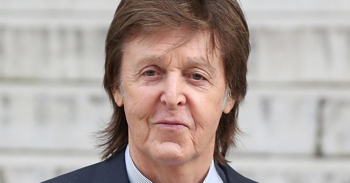 Sir Paul McCartney 'talks to tree that's inhabited by spirit of George Harrison'