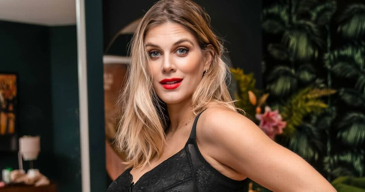 Pregnant Ashley James labour 'scare' made her 'switch off for Christmas'