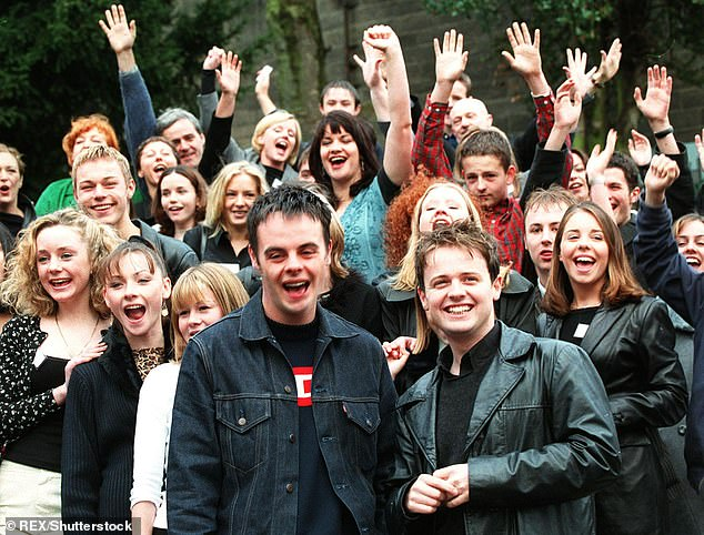 Ant and Dec starring in Byker Grove at the 10th anniversary of the show in Tyneside. Adele created the dramaafter being approached by TV executive Andrea Wonfor in 1989