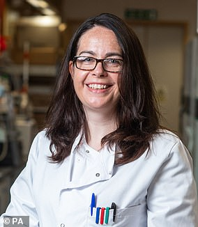 Teresa Lambe is an associate professor and investigator at the Jenner Institute. She has previous experience working on vaccine research, including into Ebola, the common flu and MERS - another coronavirus