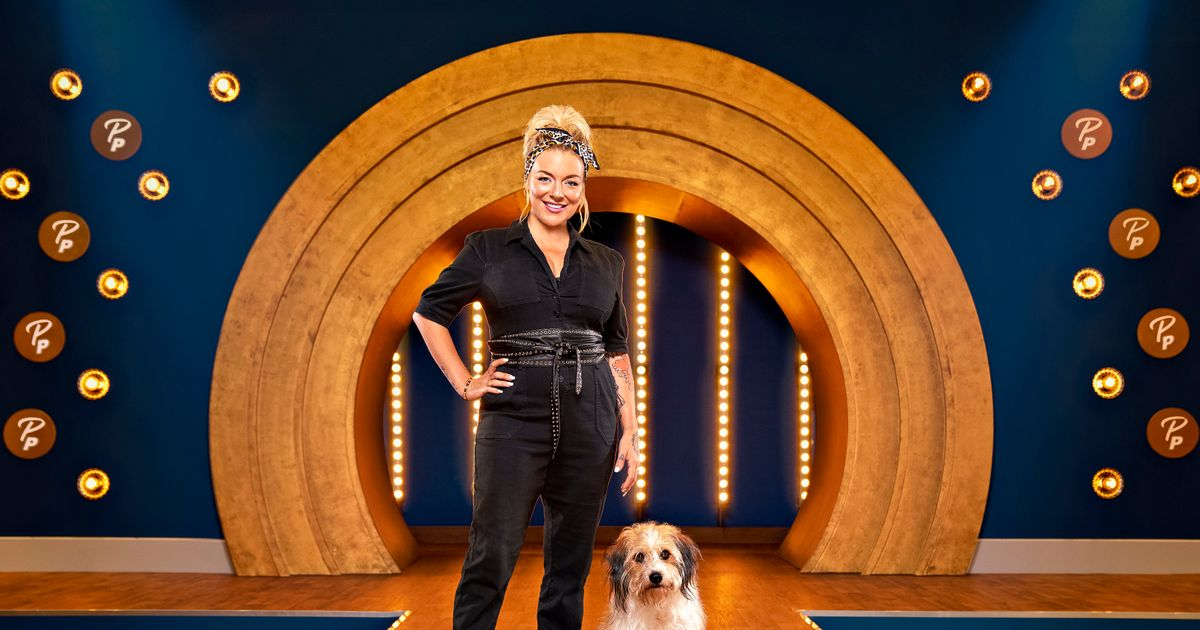 Sheridan Smith will ring in 2021 with a comedy song she penned about her dogs