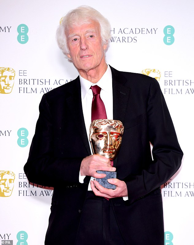 Oscar-winning cinematographer Roger Deakins, who worked on films including Blade Runner, Shawshank Redemption and Skyfall, was knighted
