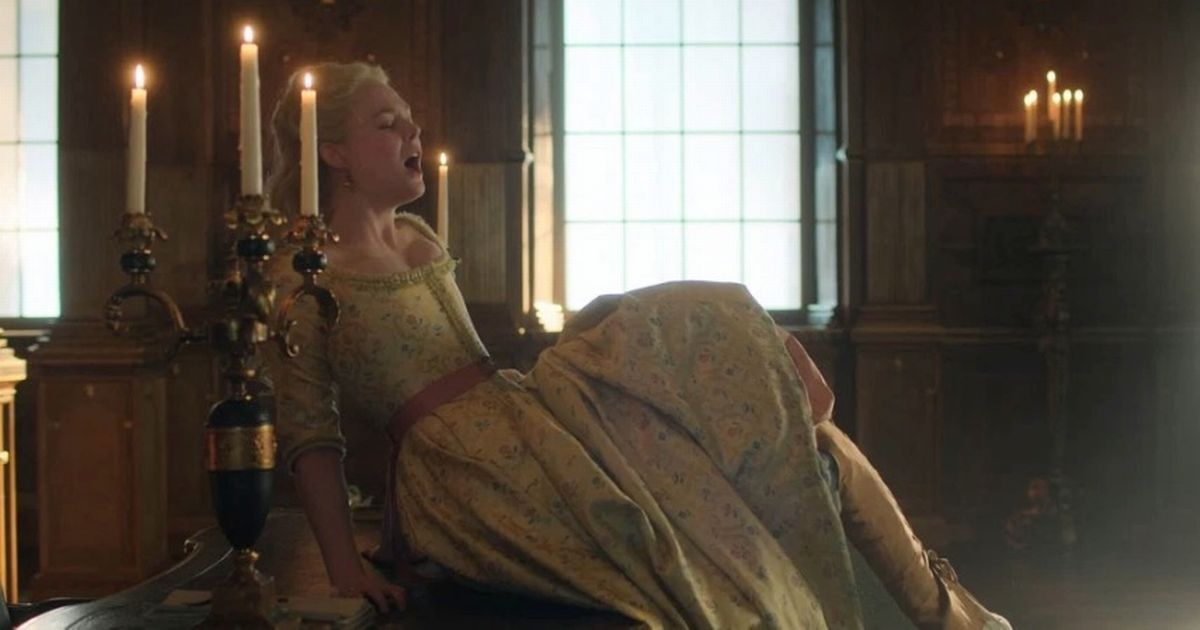 Catherine the Great TV show to set pulses racing with sizzling sex scenes