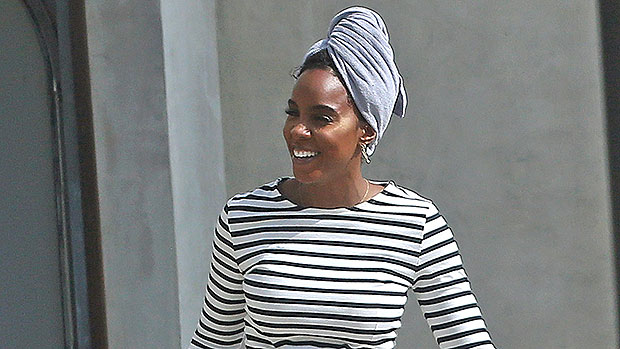 Pregnant Kelly Rowland Shows Off Her Amazing Dance Skills 1 Month Before Giving Birth — Watch