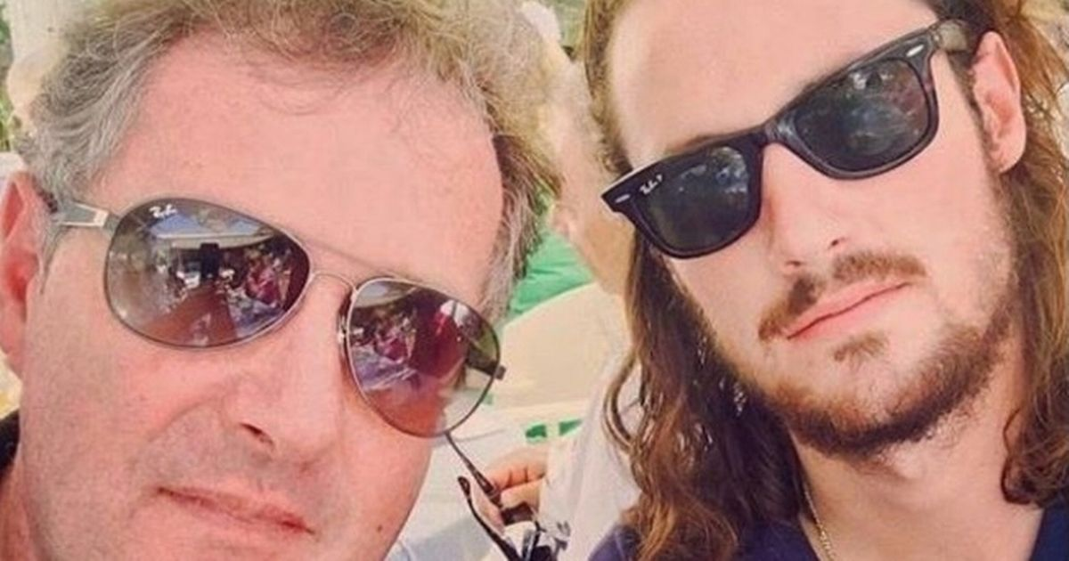 Piers Morgan's son Spencer branded 'silly and spoilt' over rule-breaking holiday