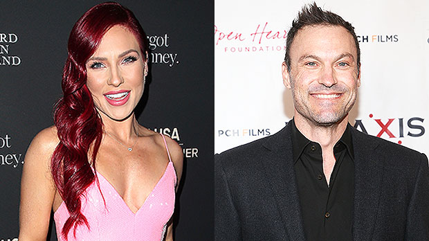 Sharna Burgess Calls Her Romantic Getaway With Brian Austin Green The 'Best Vacation In A Lifetime'
