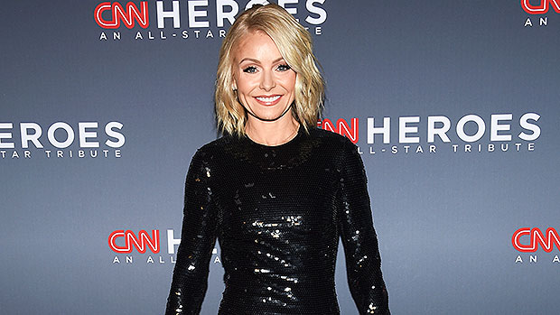 Kelly Ripa, 50, Sizzles In Tiny Mini Dress With A Whip In Hand For Sexy New Pic